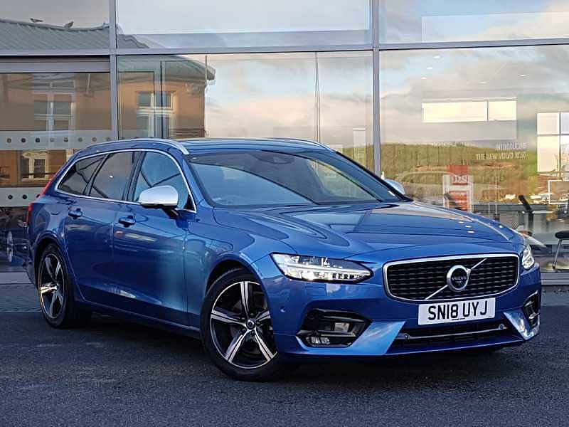 Volvo V90 2.0TD 235bhp AWD D5 R-Design Pro Powerpulse
