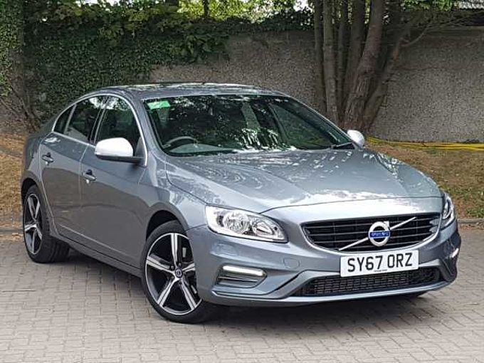 Volvo S60 D4 R-Design Nav Manual(ex-demo, Sat Nav)
