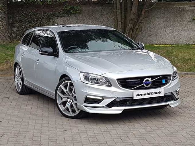 Volvo V60 2.0 T6 (346hp) AWD Polestar (Sunroof, Heated Windscreen)
