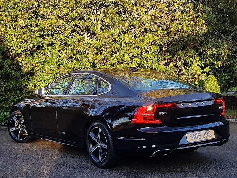 Volvo S90 D4 R-Design Automatic (National Delivery £95)