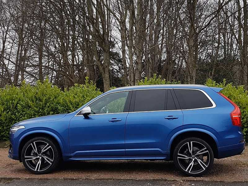 Volvo XC90 II D5 PowerPulse AWD R-Design Pro Automatic (National Delivery £95)